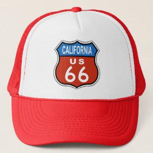 c8aaac8ba24e4 California Route US 66 Trucker Hat