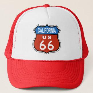 California Route US 66 Trucker Hat