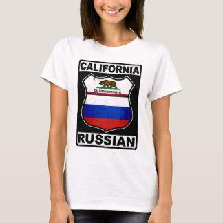 California Russian American Tee