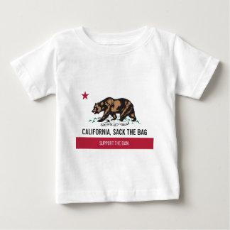 California, Sack the Bag Baby T-Shirt