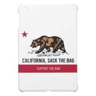 California, Sack the Bag iPad Mini Case