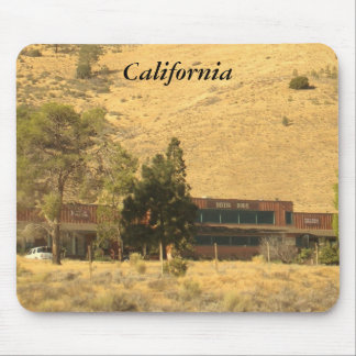 California Saloon Mouse Pad