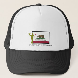 CALIFORNIA SAN DIEGO MISSION LDS CTR TRUCKER HAT