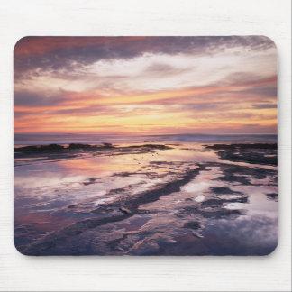 California, San Diego, Sunset Cliffs, Sunset 1 Mouse Pad