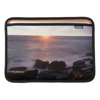 California, San Diego, Sunset Cliffs, Sunset 2 MacBook Sleeve