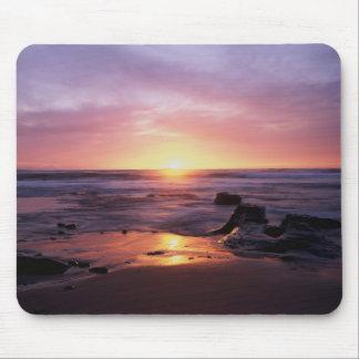 California, San Diego, Sunset Cliffs, Sunset 4 Mouse Pad