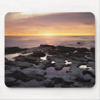 California, San Diego, Sunset Cliffs, Sunset 6 Mouse Pad