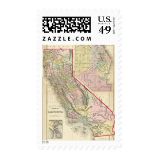 California, San Francisco Postage Stamps
