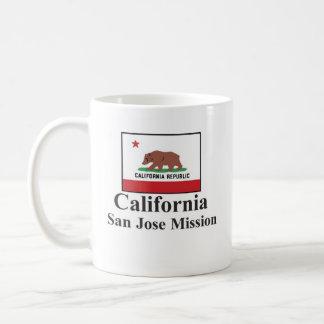 California San Jose Mission Drinkware Coffee Mugs