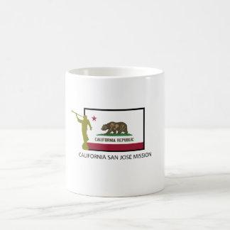 CALIFORNIA SAN JOSE MISSION LDS CTR COFFEE MUGS