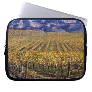 California, San Luis Obispo County, Edna Valley Laptop Computer Sleeves