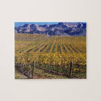 California, San Luis Obispo County, Edna Valley Jigsaw Puzzles