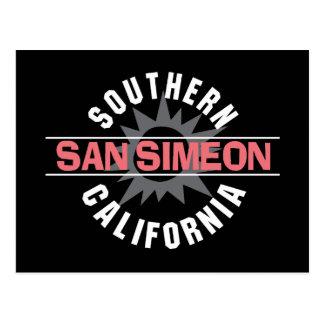 California - San Simeon hern Postal
