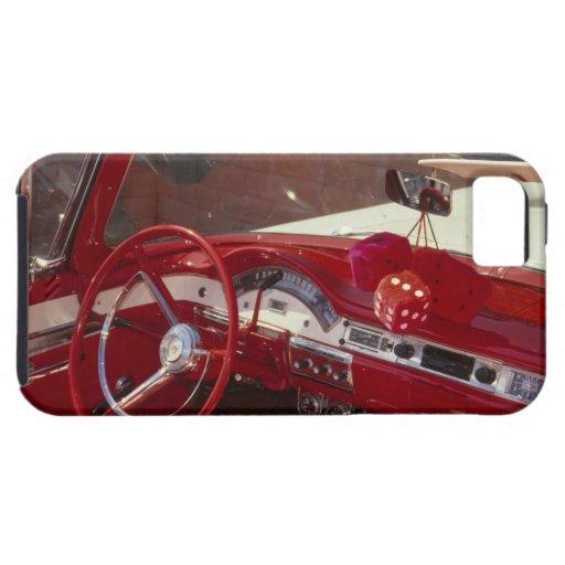 California:  Santa Ynez Valley, Solvang, 1957 iPhone 5 Case-Mate Carcasa