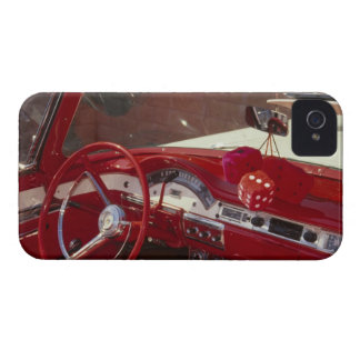 California:  Santa Ynez Valley, Solvang, 1957 iPhone 4 Case-Mate Case