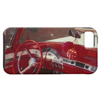 California:  Santa Ynez Valley, Solvang, 1957 iPhone SE/5/5s Case