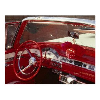 California:  Santa Ynez Valley, Solvang, 1957 Postcard