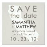 California Save the Date Cards Custom Invitations