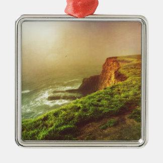 California Sea Cliff Ornaments