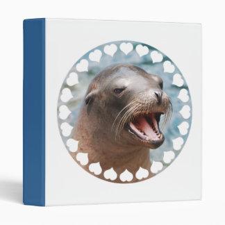 California Sea Lion Binder
