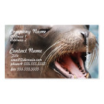 California Sea Lion Business Cards