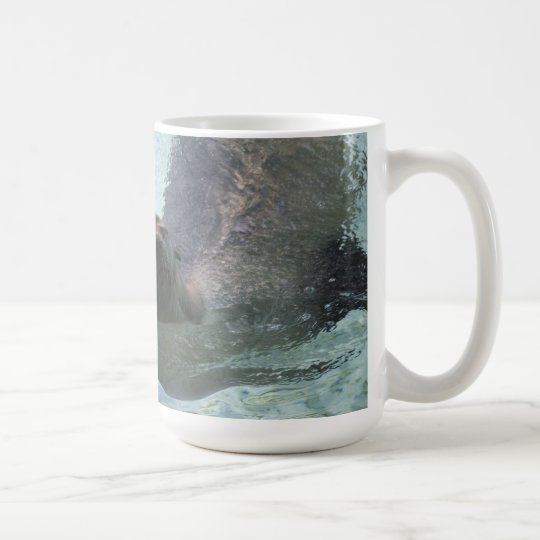 California Sea Lion Coffee Mug