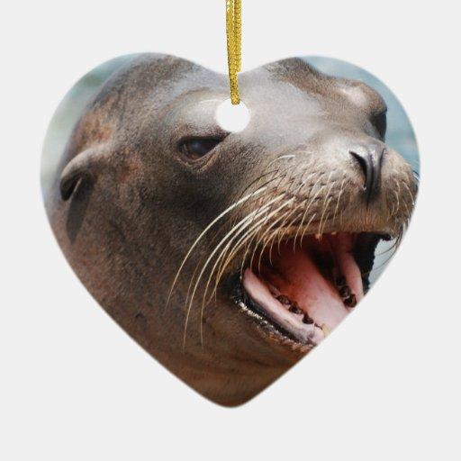 California Sea Lion Ornament