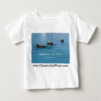 California Sea Otter California Products Baby T-Shirt