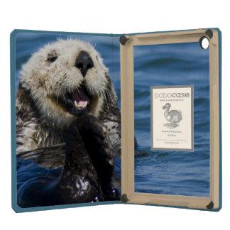 California Sea Otter Enhydra lutris) grooms iPad Mini Retina Case