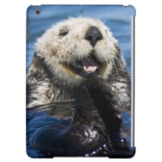 California Sea Otter Enhydra lutris) grooms Case For iPad Air
