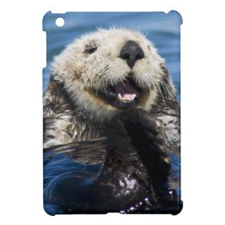 California Sea Otter Enhydra lutris) grooms iPad Mini Case