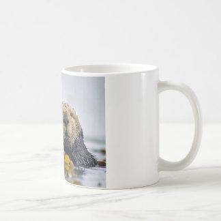 California Sea Otter Coffee Mug