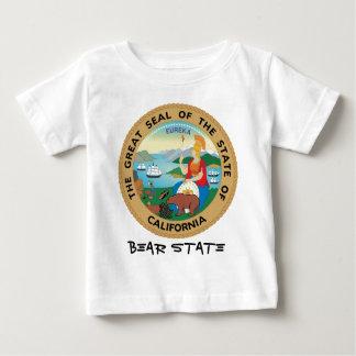 California Seal and Motto Baby T-Shirt