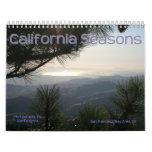 California Seasons - Calendar