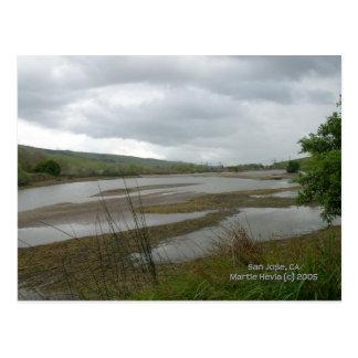 California Seasons - Coyote Creek Postcard