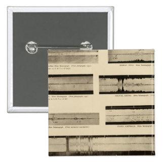 California Seismograms 2 Pins