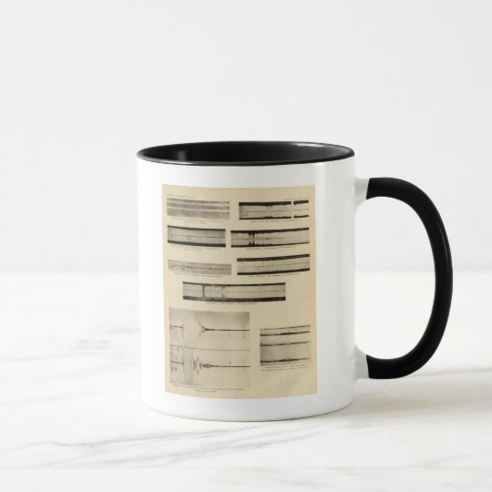 California Seismograms 2 Mug