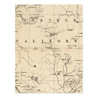 California septentrional tarjetas postales