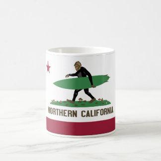 California septentrional taza básica blanca