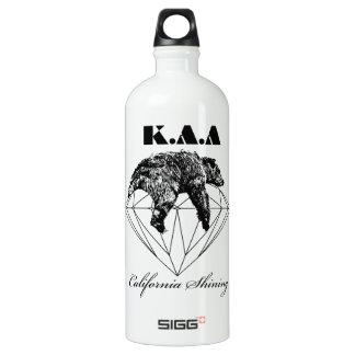 California shining SIGG traveler 1.0L water bottle