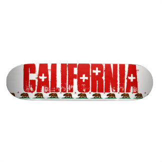 CALIFORNIA sick Skateboard