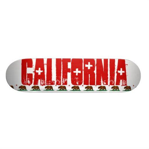 CALIFORNIA sick Skateboard
