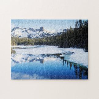 California, Sierra Nevada Mountains 10 Jigsaw Puzzle