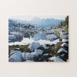 California, Sierra Nevada Mountains 16 Jigsaw Puzzle