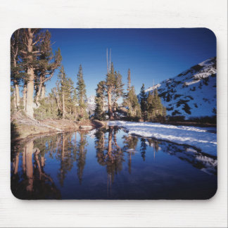 California, Sierra Nevada Mountains 2 Mouse Pad