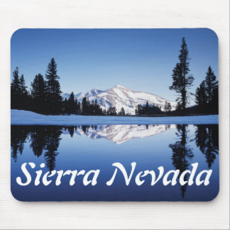 California, Sierra Nevada Mountains, Yosemite 9 Mouse Pad