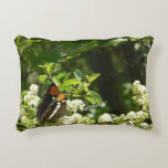 California Sister Butterfly in Yosemite Accent Pillow