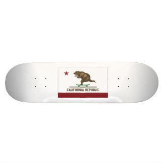 California Skateboard Bear
