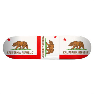 CALIFORNIA SKATEBOARD DECK