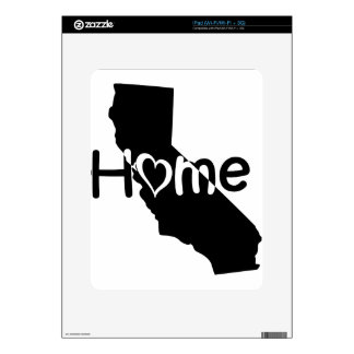 California Skin For The iPad